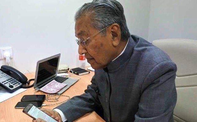 Luahan Tun Mahathir Selepas 18 Hari Jadi PM Kali Kedua. SEBAK.