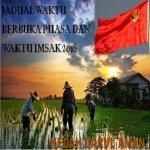Jadual Waktu Berbuka Puasa Dan Waktu Imsak Negeri Kedah 2018.