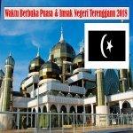 Jadual Waktu Berbuka Puasa Dan Waktu Imsak Negeri Terengganu 2018.