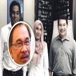 Lepas Lama Diam Diri. Anwar Dedah Punca Izzah Lepas Jawatan Naib Presiden PKR