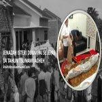 14 Tahun Berdoa. Akhirnya Suami Jumpa Jenazah Isteri Mangsa Tsunami. Ada VIDEO.