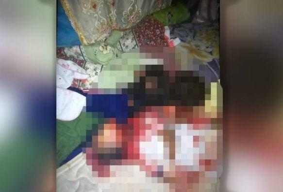 Dua Kanak² Dibunuh Dengan Kejam Ketika Sedang Nyenyak Tidur. Allahu.