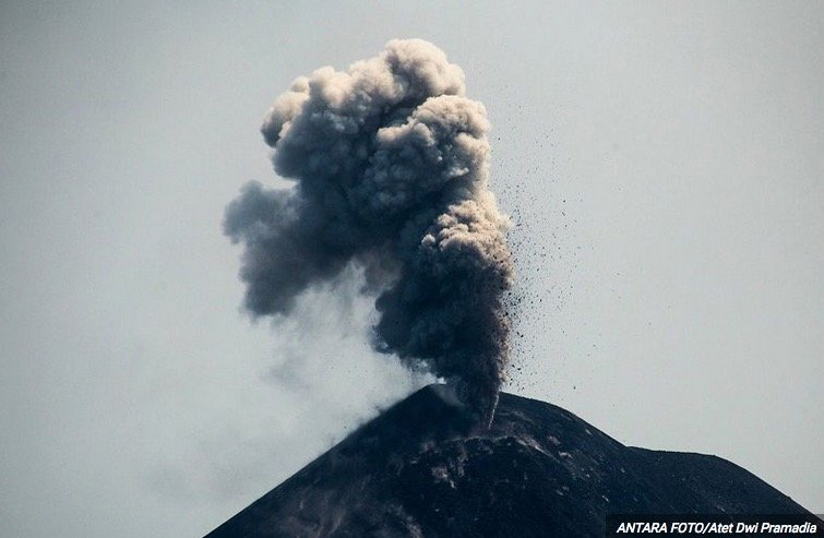 Seminggu Berlalu. Rupa Terkini Anak Krakatau Buat Saintis Kebingungan. Allahu.