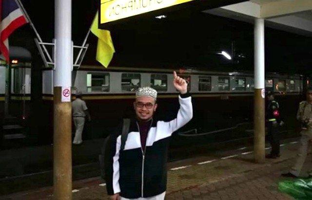 Dituduh Bidaah Lepas Naik Keretapi. Ini Jawapan WIN Dr Maza Yang Ramai Setuju.