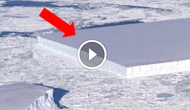 NASA Temui Bongkah Ais RATA Di Kutub. Hasil Kajian Seterusnya Buat Ramai TAK SANGKA