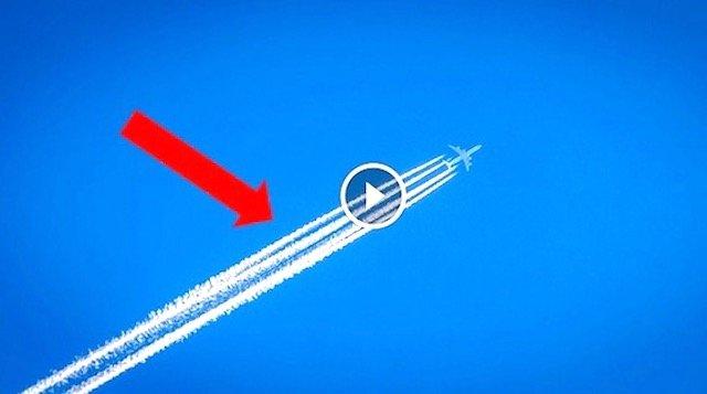 PELIK Kan Kapal Terbang Ada ASAP Kat Langit. Ini Jawapan Pakar Yang Ramai Tak Tahu. Ada VIDEO.