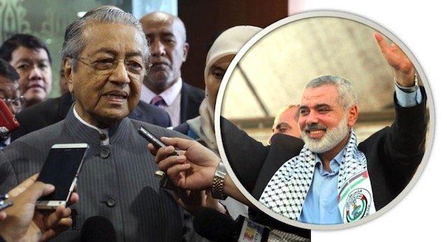 Tun Mahathir Hubungi Pemimpin Hamas. Penyampaian Beliau Buat Rakyat Palestin TERHARU