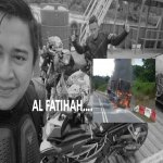Lelaki Sempat Selfie Dedah Sesuatu Sebelum Maut Rentung Dalam Kemalangan. Al Fatihah.