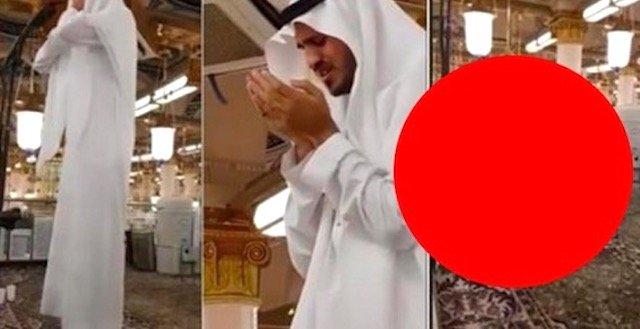 Pemuda Dapat Laung Azan Di Masjid Nabawi. Apa Jadi Lepas Tu Buat Ramai Sayu. Ada VIDEO.