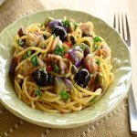 Resepi Spaghetti Olio Dengan Ayam Simple Sedap Best
