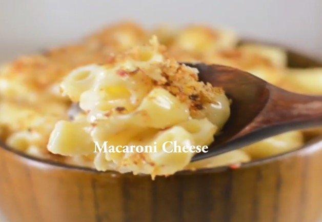 Resepi Masakan Macaroni Cheese