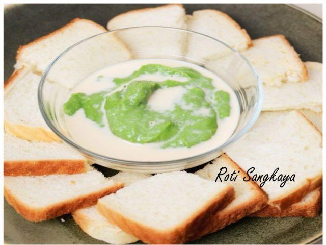 Resepi Roti Sangkaya Home Made
