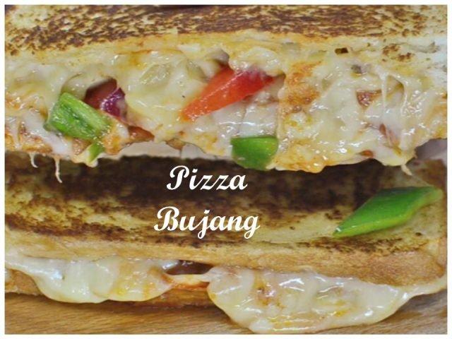 ResepiPizza Style Bujang