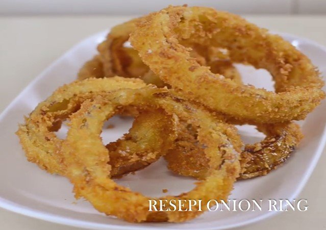 Resepi Onion Ring Rangup