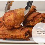 Ayam Goreng Kunyit Crispy