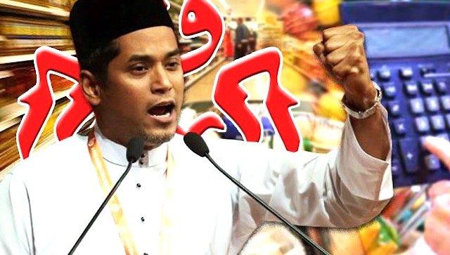 TERKINI. KJ Berang Dengan Ahli UMNO Yang Buat Cadangan MENGARUT