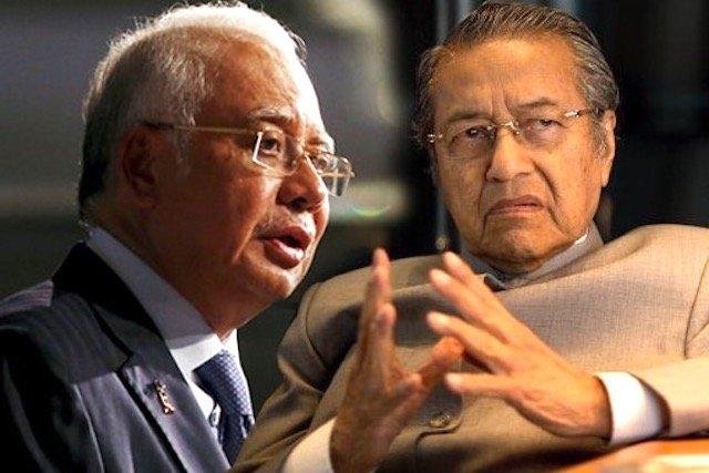 Tun Mahathir - Saya Sangka Najib Seperti Bapanya Tetapi....