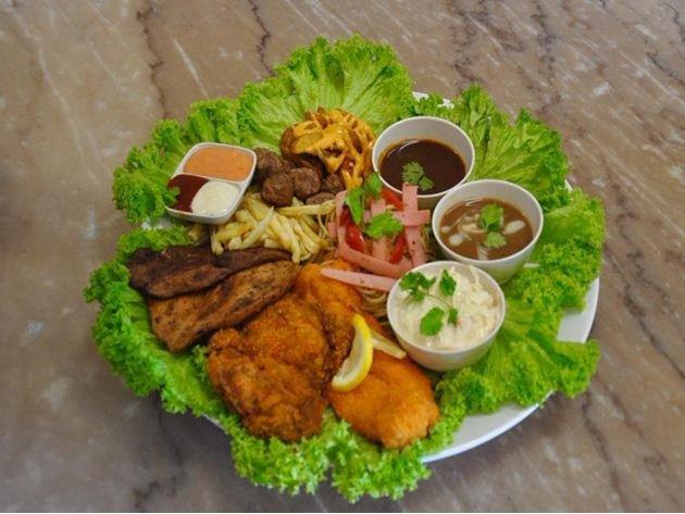 3 Tempat Makan Best Western Di Muadzam Shah, Pahang