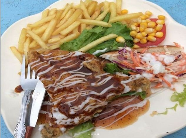 3 Tempat Makan Best Western Di Rantau Panjang, Kelantan