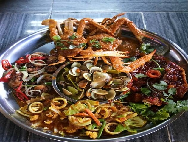 3 Tempat Makan Best Western Di Setiu, Terengganu