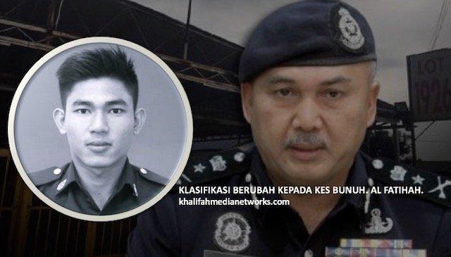Terkini. Polis Selangor Sahkan Kematian Adib Kini Masuk Dalam Kes Bunuh