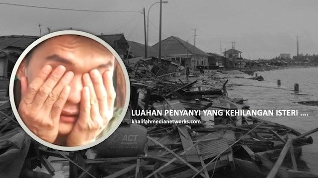 Tragedi Selat Sunda. Luahan Penyanyi Seventeen Buat Isterinya Yang Hilang Buat Ramai SAYU
