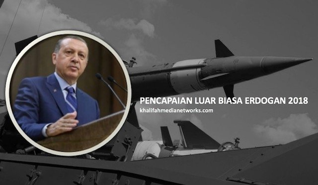 23 Pencapaian LUAR BIASA Erdogan Sepanjang 2018 Ni Buat Umat Islam Sedunia TERUJA