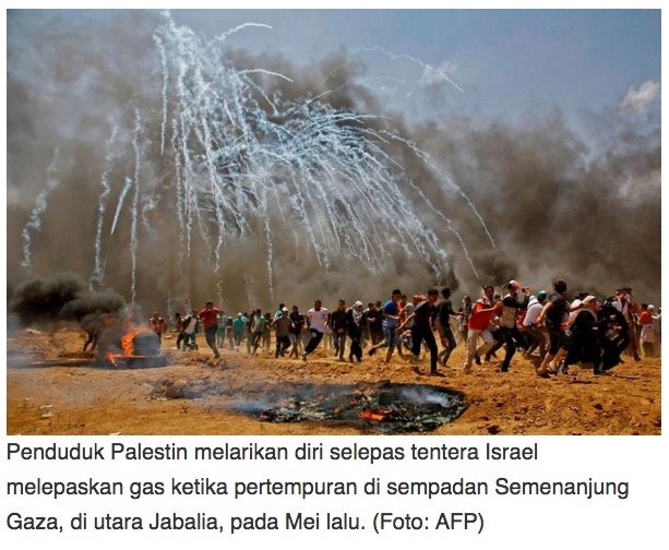 الله أكبر Ini Kata BERANI Terkini Tun Mahathir Kepada Israel Buat Dunia Islam Semakin Respek