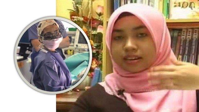 TAHNIAH. Dr Amalina Melayu Pertama Terima Anugerah Darzi Academic Clinical Fellowship. ٱلْـحَـمْـدُ للهِ