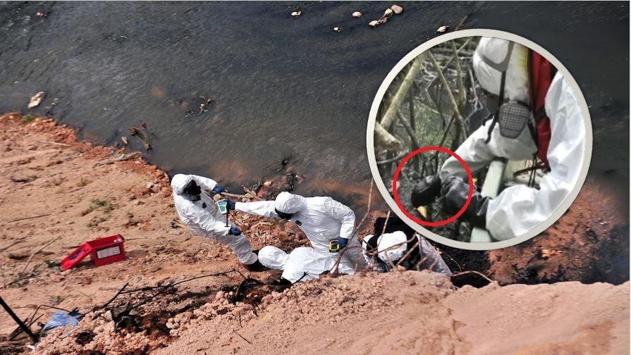 Inilah 8 Sebatian Kimia Berbahaya Dibuang Di Sungai Kim Kim