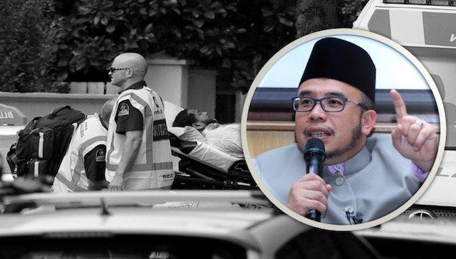 Tragedi Temba kan New Zealand. Ini Respons Dr Maza Buat Umat Islam Semua Setuju.الله أكبر
