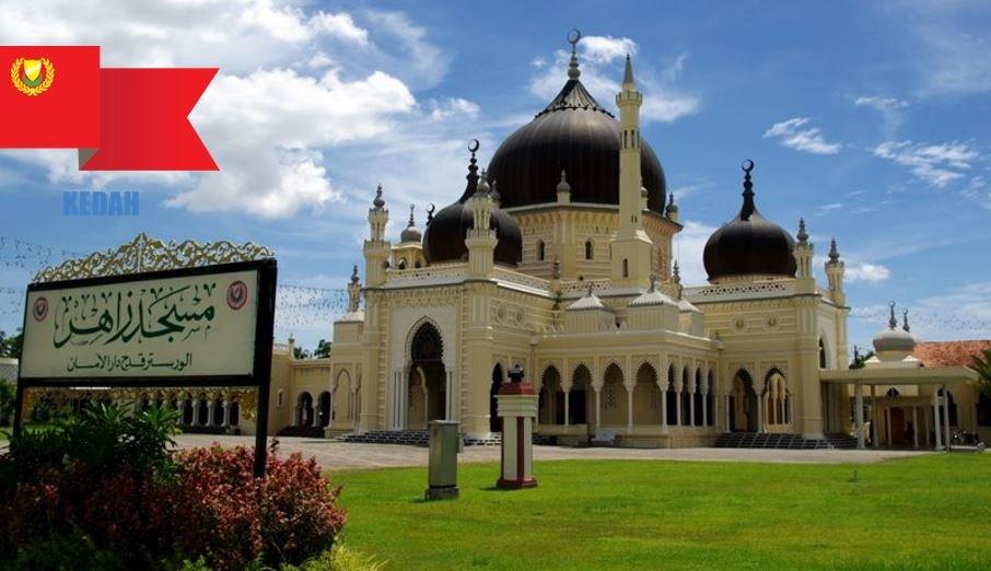 Jadual Waktu Berbuka Puasa Dan Waktu Imsak Negeri Kedah 2019.