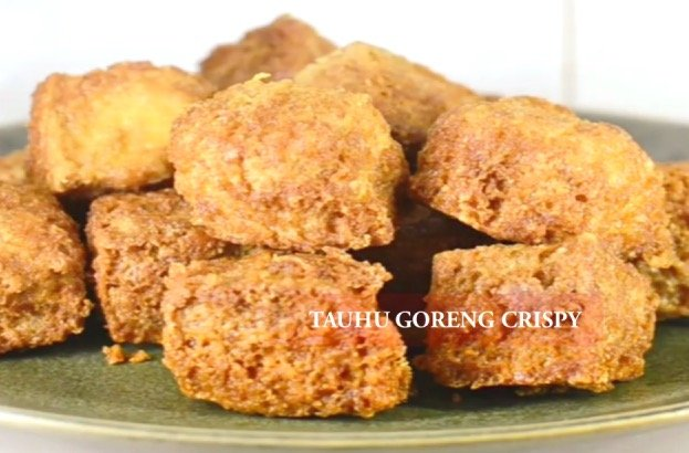 Resepi Masakan Tauhu Goreng Crispy Enak