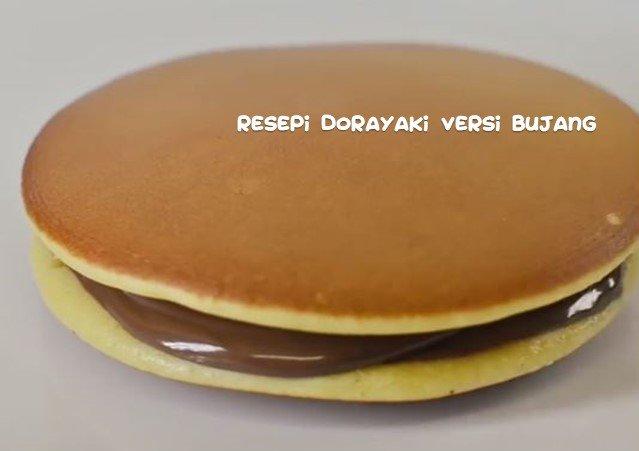 Resepi Dorayaki Versi Bujang