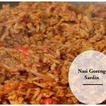 Resepi Masakan Nasi Goreng Sardin