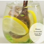 Resepi Minuman Honey Lemonade Asam Boi Yang Sedap