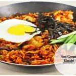 Resepi Masakan Nasi Goreng Kimchi