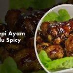 Resepi Ayam Madu Spicy