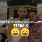 Pernah Dihasut Keluar Islam. Ini Tindakan Balas Mark Adam Buat Ramai Respek