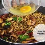Resepi Masakan Yee Mee Goreng