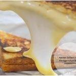 Resepi Grilled Cheese Menggunakan Sterika