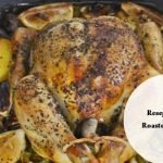 Resepi Simple Roasted Chicken