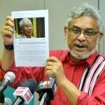 Khalid Mahu Saman Najib. Ini Puncanya..