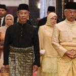 Umum Kabinet Baharu. Muhyiddin Jumpa YDP Agong.
