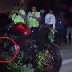Tunggang Motosikal Berkuasa Tinggi, Pelajar Maut Kemalangan