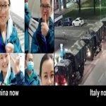 Covic-19. Ini Beza BESAR Lockdown Itali Dan China Yang Ramai Tak Tahu