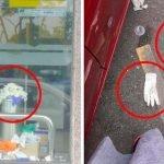 Buang Glove Merata Selepas Shopping. Ini Teguran Keras Ahli Farmasi