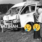 Doktor, Bayi Maut Dalam Kemalangan Van Hospital. Ini Komen KP KKM. AL FATIHAH.