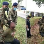 Gambar Ini Jadi Viral. Cerita Sebenar Dari Polis.