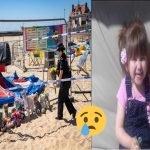 Terpelanting Ke Udara, Budak 3 Tahun Maut Trampolin Angin Meletup.